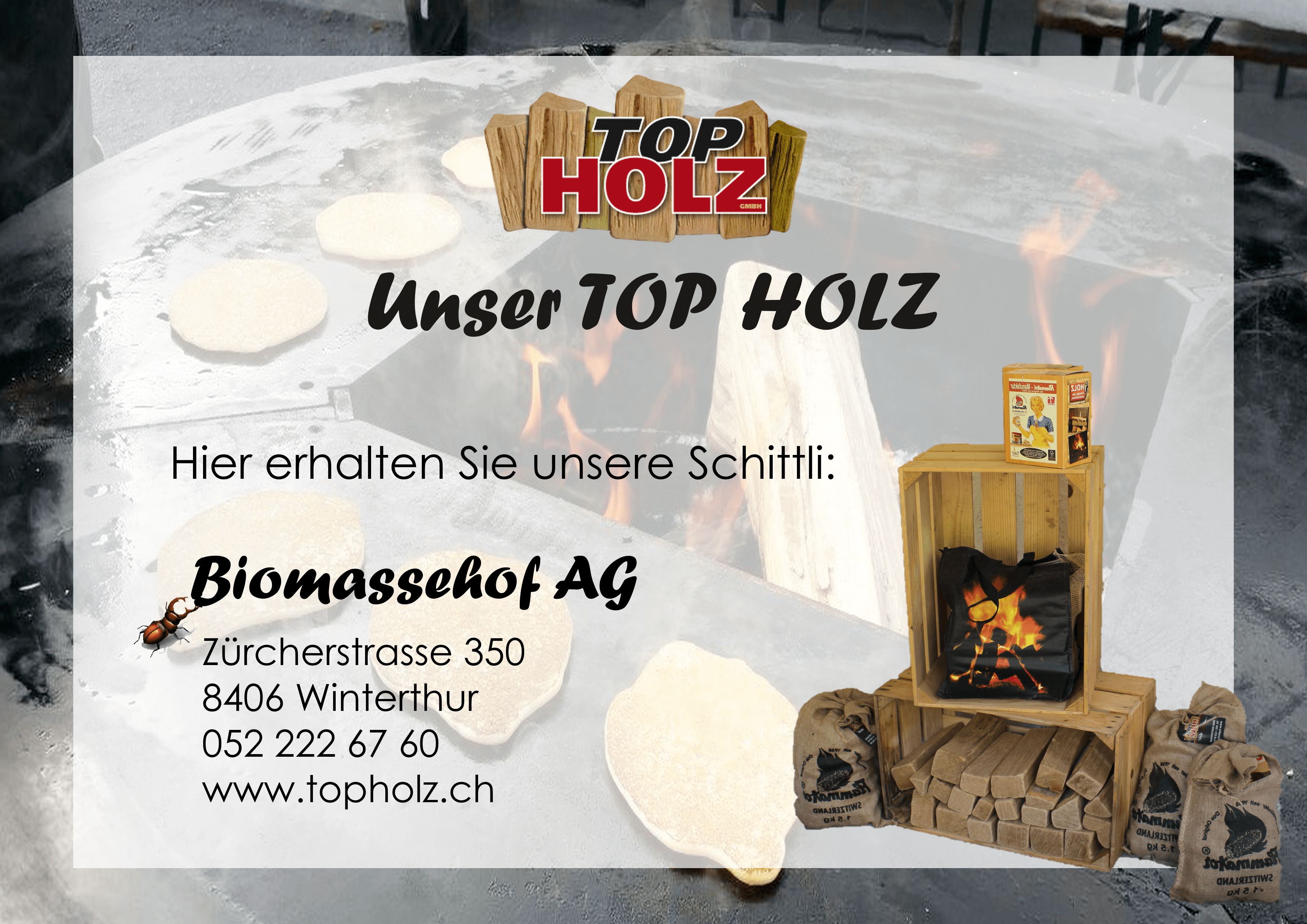 Unser TOP Holz